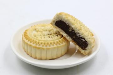 核桃酥月饼