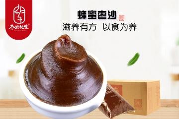枣粮先生蜂蜜枣沙